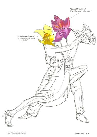 Lasst Blumen sprechen, 2013