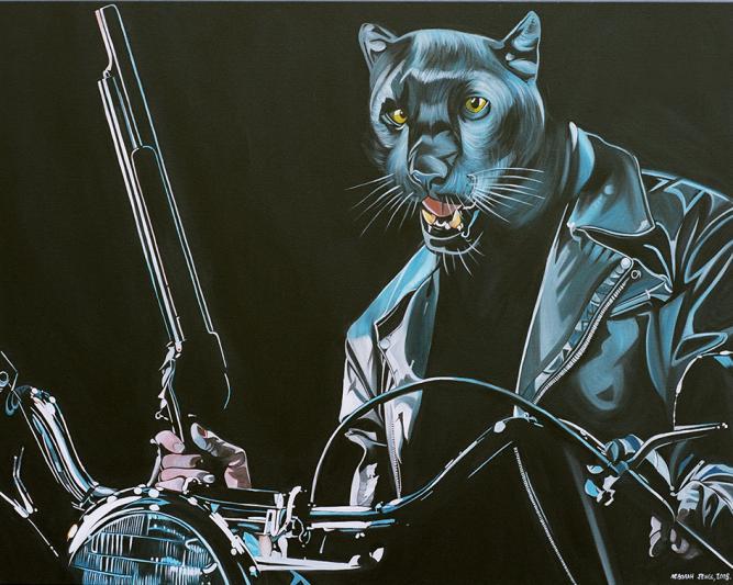 untitled (Arnold Schwarzenegger), 2008